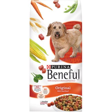 f4dc1d249c7 Starting today through the 23rd at Dollar General, the 3.5 lb bags of  Beneful Dry Dog Food are on sale Buy 1 Get 1 Free. They sell for $5.75  each, ...