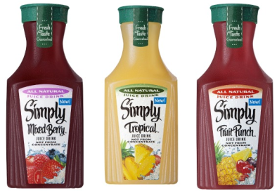$1.25 Simply Juice at Walmart! – Bec\'s Bargains