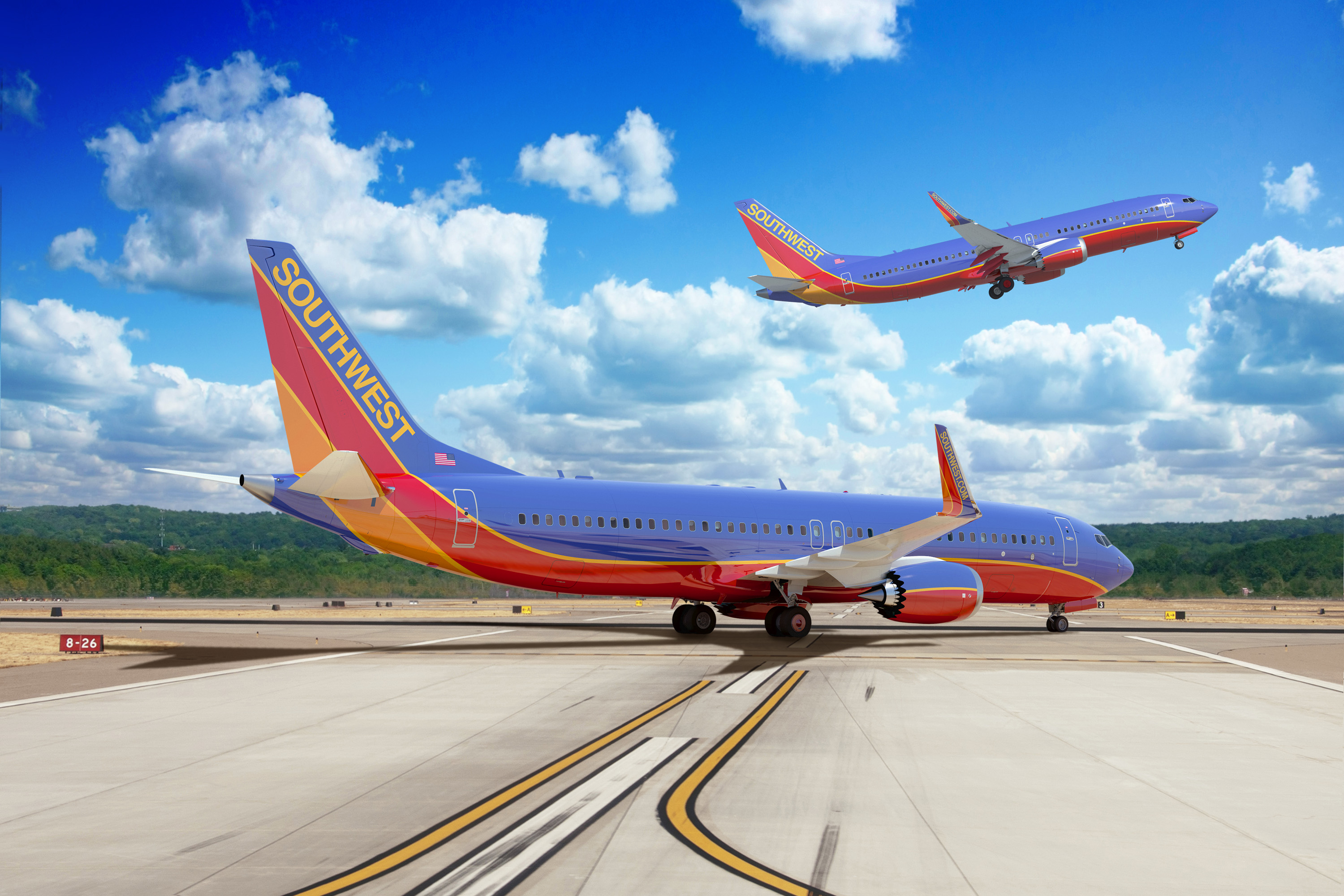 southwest airline of the future