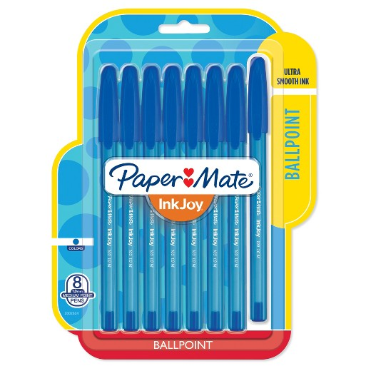 image about Paper Mate Coupons Printable identified as $0.74 Paper Close friend InkJoy Pens at Concentration! Becs Discount rates
