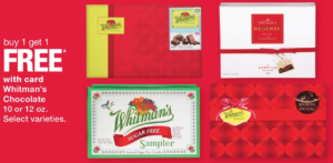 whitmans chocolate coupons