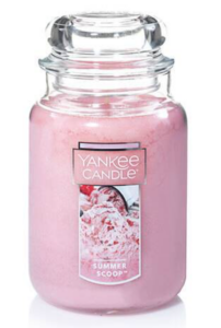 This is a graphic of Hilaire Yankee Candle Printable Coupons 2020
